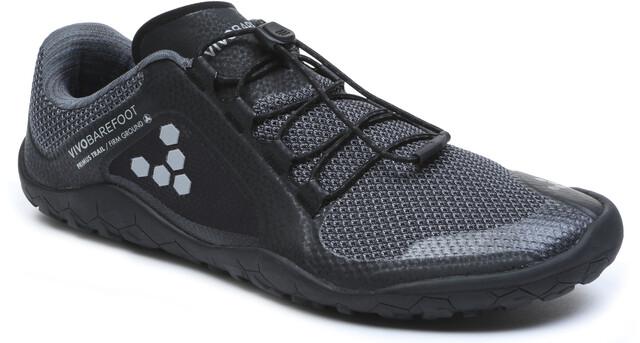 Homme noir Vivobarefoot Chaussures Trail Mesh running Primus FG qqpwY1